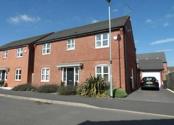 4 bed detached house for sale in Farley Crescent, Ibstock, Leicestershire LE67