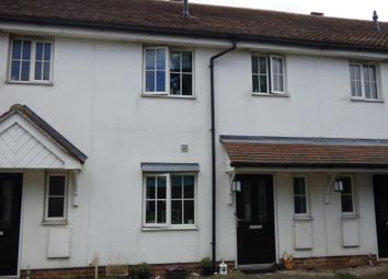 Thumbnail 2 bed terraced house to rent in Waltermead Close, Ongar, Essex
