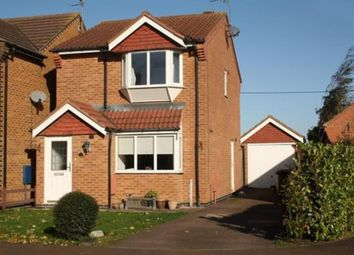 Thumbnail 3 bed detached house to rent in Plough Lane, Newborough