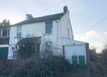 Thumbnail 2 bed semi-detached house for sale in 1 Railway Cottage, Duck Street, Elham, Canterbury, Kent
