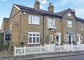 Thumbnail 2 bedroom end terrace house for sale in Market Place, Abridge, Romford