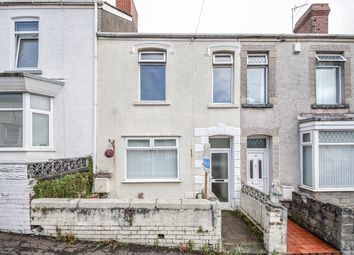 Thumbnail 3 bed terraced house for sale in Pant Street, Port Tennant, Swansea