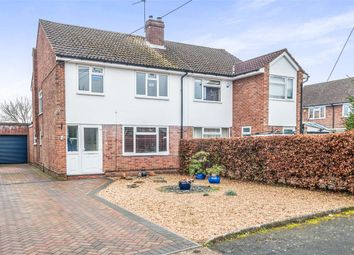 Thumbnail 4 bed semi-detached house for sale in Wykeridge Close, Chesham