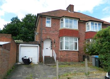 Thumbnail 1 bed semi-detached house for sale in Highcroft, London