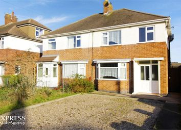 Thumbnail 3 bed semi-detached house for sale in Hollydene Crescent, Earl Shilton, Leicester