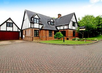 Thumbnail 6 bed detached house for sale in Maltings Close, Stewkley, Leighton Buzzard