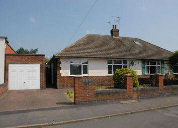 Thumbnail 2 bed semi-detached house for sale in Naseby Road, Rugby