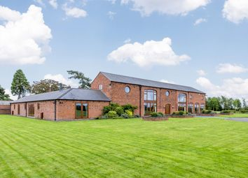 Thumbnail 4 bed detached house for sale in Marston Lane, Marston, Stafford