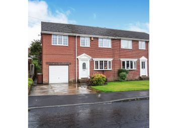4 bed semi-detached house for sale in Stonecliffe Drive, Middlestown, Wakefield WF4