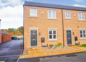 Thumbnail 3 bed end terrace house for sale in Avocet Avenue, Liverpool