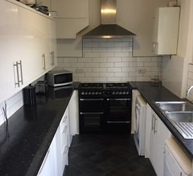 Thumbnail 9 bed terraced house to rent in 145 Charlotte Road, Sheffield