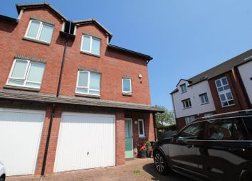 Thumbnail 3 bed end terrace house for sale in St. Josephs Gardens, Carlisle, Cumbria