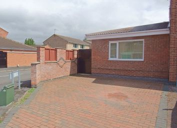 Thumbnail 1 bed bungalow to rent in Braddon Road, Loughborough, Leicestershire