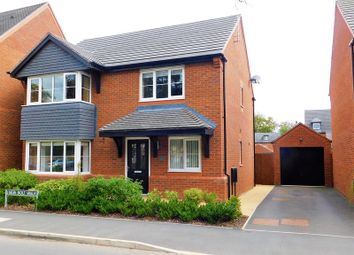 4 Bedrooms Detached house for sale in Newbolt Walk, St Georges Parkway, Stafford ST16
