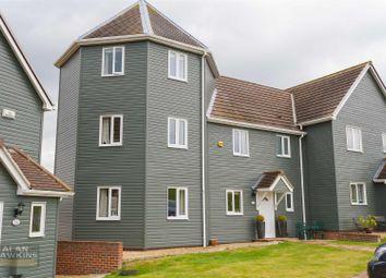 Thumbnail 4 bed semi-detached house for sale in Vastern, Royal Wootton Bassett, Swindon