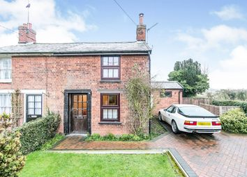 Thumbnail 2 bed semi-detached house for sale in Ashbocking Road, Otley, Ipswich