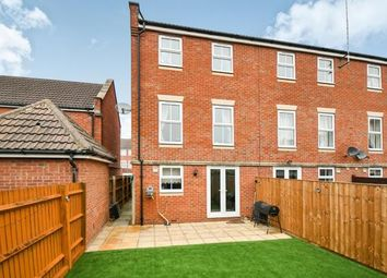 Thumbnail 3 bed end terrace house for sale in Bude Road, Churchward, Swindon, Wiltshire