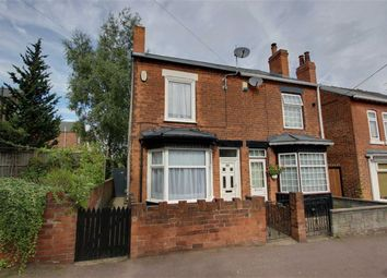 Thumbnail 2 bed semi-detached house for sale in The Connexion, Chaucer Street, Mansfield