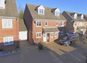 Thumbnail 3 bedroom semi-detached house to rent in Swale Close, Great Ashby, Stevenage, Herts