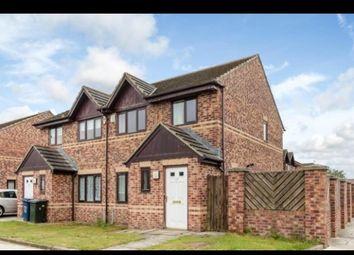 Thumbnail 3 bedroom semi-detached house for sale in Herrick Street, Westerhope, Newcastle Upon Tyne