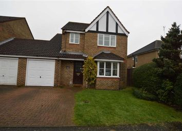 Thumbnail 3 bed link-detached house for sale in Manor Way, Croxley Green, Rickmansworth Hertfordshire