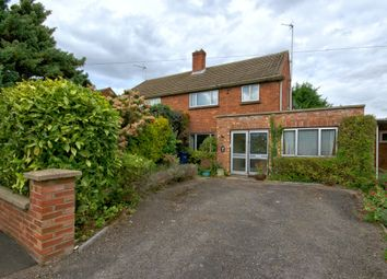 Thumbnail 3 bed semi-detached house for sale in Forest Road, Cherry Hinton, Cambridge