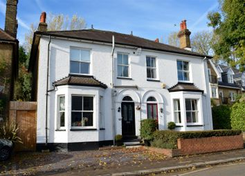 Thumbnail 3 bed semi-detached house for sale in South Street, Epsom