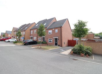 Thumbnail 3 bed end terrace house for sale in Cascade Way, Dudley