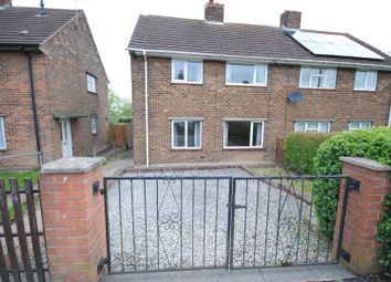 Thumbnail 3 bed semi-detached house for sale in Derwent Drive, Tibshelf, Alfreton