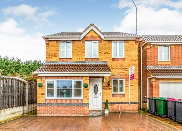 3 bed detached house for sale in Swallow Crescent, Rawmarsh, Rotherham S62