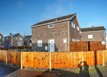 Thumbnail 3 bed detached house for sale in Lapwing Close, Bradwell