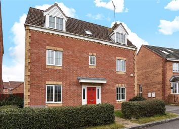 Thumbnail 5 bed detached house for sale in County Road, Hampton Vale, Peterborough