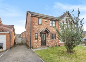 Thumbnail 3 bed semi-detached house for sale in Yarrow Close, Greater Leys OX4, Oxford,