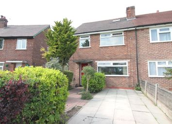Thumbnail 3 bed semi-detached house for sale in Irlam Road, Flixton, Urmston, Manchester