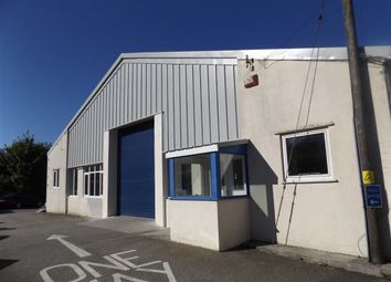Thumbnail Light industrial to let in Workshop/Storage Premises, Unit 1, Greenbank Road, Devoran, Cornwall