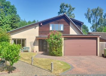 Thumbnail 3 bed detached house for sale in Scotsdale Close, Petts Wood, Orpington