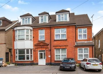 Thumbnail 2 bed flat to rent in 7 Junction Road, Romford