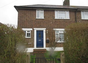 Thumbnail 2 bed semi-detached house to rent in Glenmore Road, Welling
