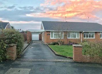 Thumbnail 2 bed bungalow for sale in Kirkett Avenue, Higher Kinnerton, Chester, Flintshire