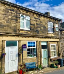 Thumbnail 2 bed terraced house for sale in Green End Road, East Morton, Keighley, West Yorkshire