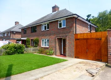 Thumbnail 3 bed semi-detached house for sale in Halsey Road, Kempston, Bedford