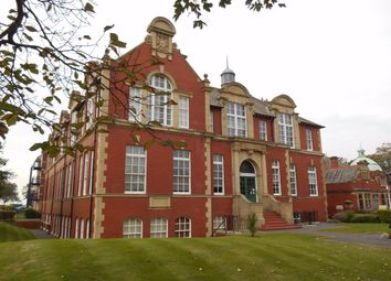 Thumbnail 1 bed flat for sale in College Court, Clifton Drive South, St. Annes
