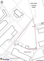 Thumbnail Land for sale in Land At, Oxney Road, Peterborough, Cambridgeshire
