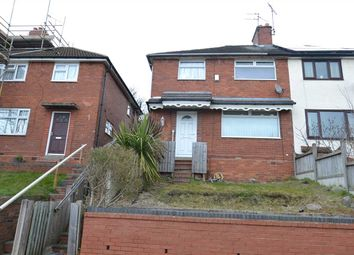 Thumbnail 3 bed semi-detached house to rent in Beverley Road, West Bromwich