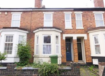 Thumbnail 3 bedroom terraced house to rent in Newhampton Road West, Wolverhampton