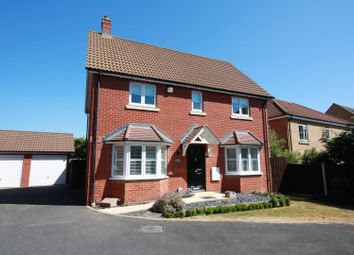 Thumbnail 4 bed detached house for sale in Teal Avenue, Mayland