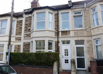 Thumbnail 3 bedroom terraced house for sale in Edward Road, Arnos Vale, Bristol