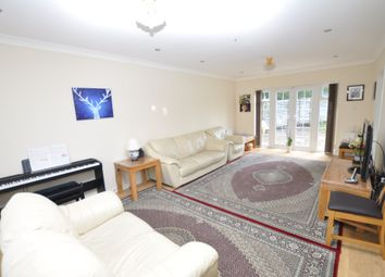 Thumbnail 4 bed detached house to rent in Guildford Road, Normandy, Guildford