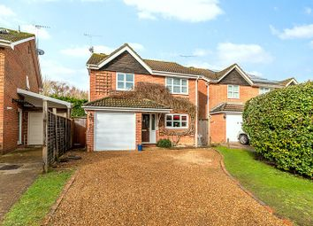 Thumbnail 5 bed detached house for sale in Oakwood Gardens, Knaphill, Woking