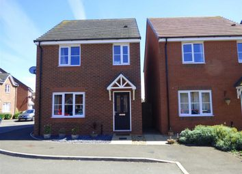 Thumbnail 3 bedroom detached house for sale in Rakegate Close, Wolverhampton